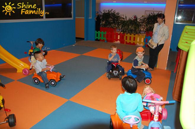 Детская комната как раз для наших шалапаев