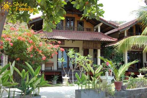 домик на Амеде за 600 рупий